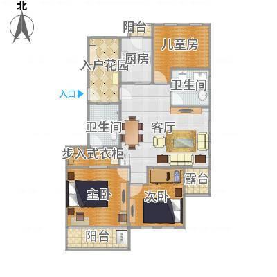 苏州_旭辉朗香郡_2016-02-15-1347