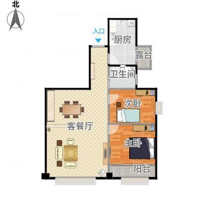 宁波_万达广场公寓_增加阳台
