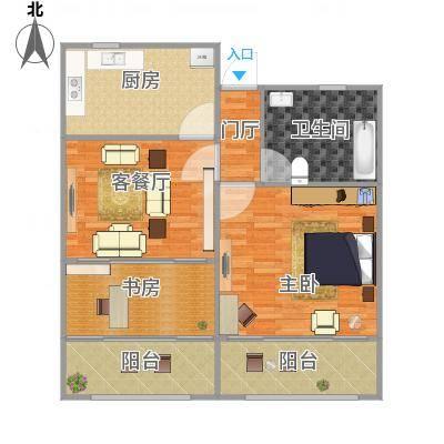 上海_舒乐公寓_2016-02-17-1502