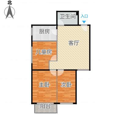 北京_首开-康乃馨城F3户型_2016-02-17-1347