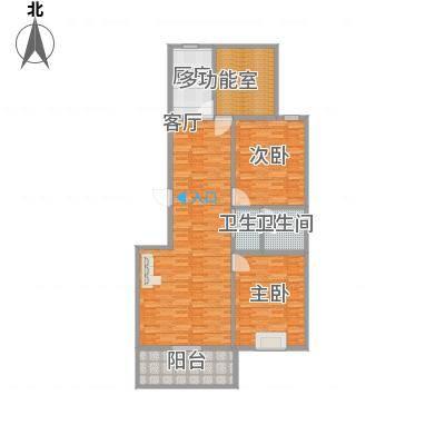 N户型三室两厅-副本