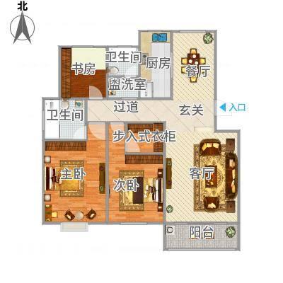 泰州_南环花苑_2016-02-22-1037