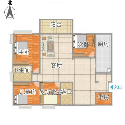 重庆_解甲园_7栋-30-4-设计图