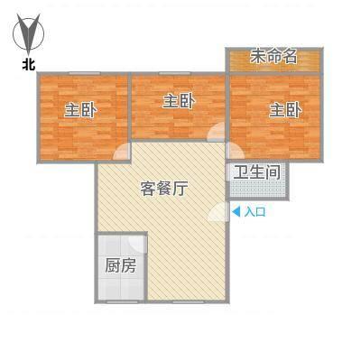 建发宿舍3梯02户型