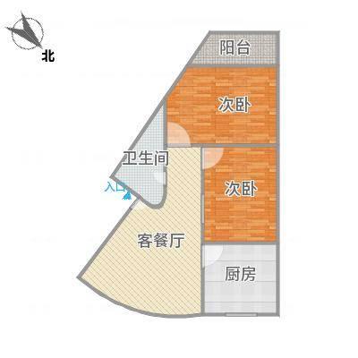 建发宿舍7梯01户型