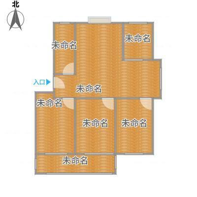 舜华园115平三室两厅