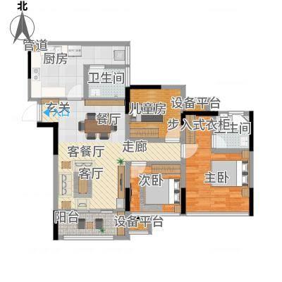 重庆_东邦城市花园_2016-02-24-1219