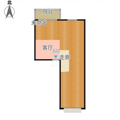 沈新园69.04㎡户型-副本