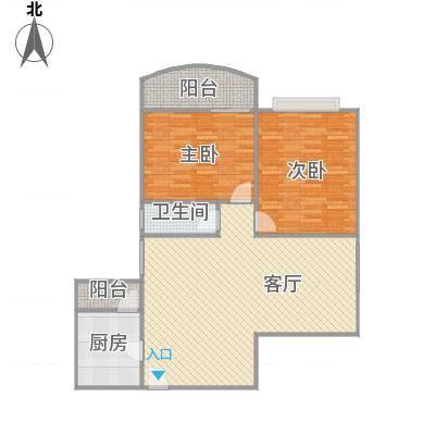 广州_新燕花园C3-03户型图_2016-02-27-1501