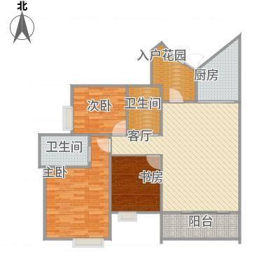 重庆_富力城河畔里_9-21-3现代清爽