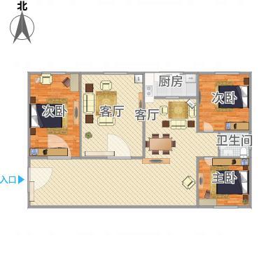 上海_真情公寓_2016-02-29-1607