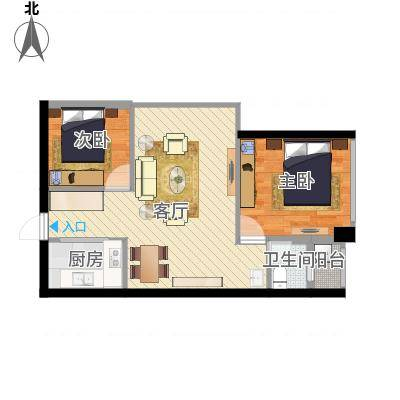 深圳_龙华公寓_2016-01-20-2344