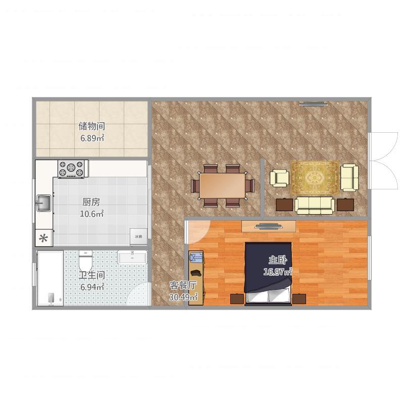 上海 房屋设计图 户型图