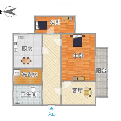 上海_培文公寓_2016-03-02-1051