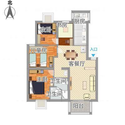 漾河公寓3室2卫2厅 - 副本 - 副本-副本