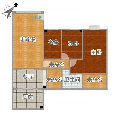 洛涛南区户型图-副本