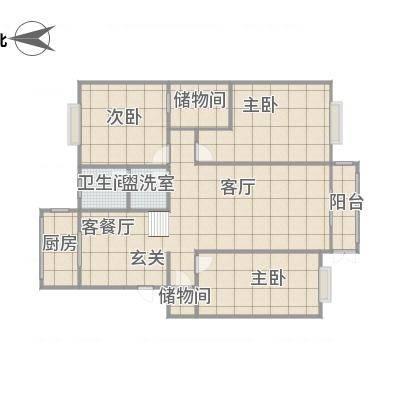天津_兴旺里58-1-101_2016-03-06-1242