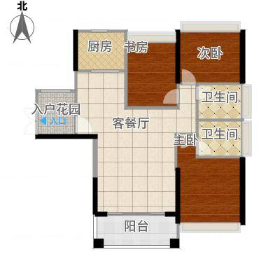 广州_敏捷・四季花园・1栋・117m²_2016-03-06-1522
