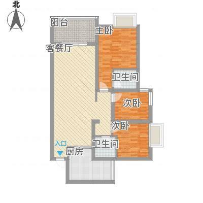 重庆_鲁能星城十二街区1#楼1单元3#_2016-03-07-1009