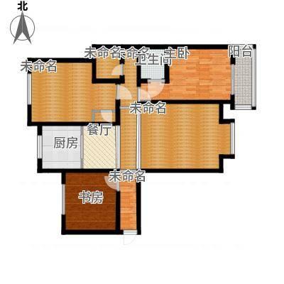 康桥尚城130三室两厅两卫