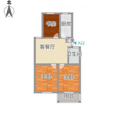 新安花苑 户型图-副本