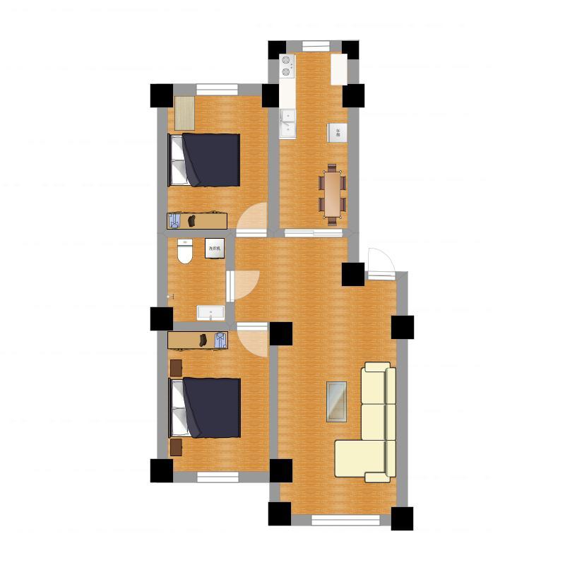 home楼盘风水分析,home小区房屋风水分析