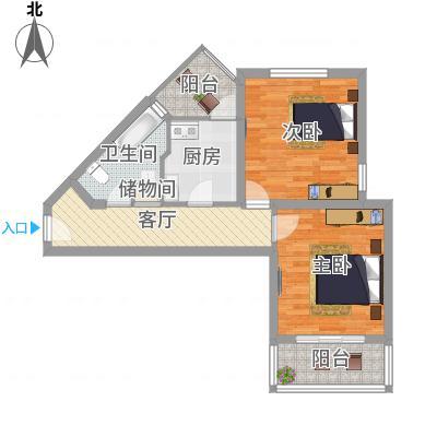 上海_河滨国际公寓_2016-03-17-1331