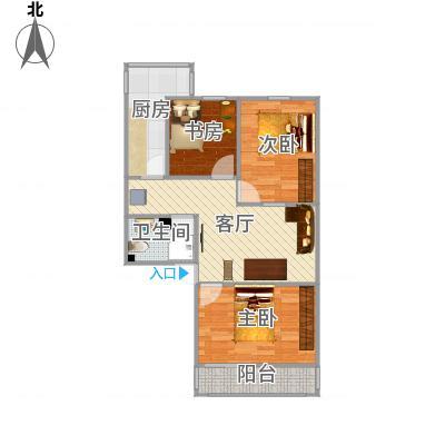 北京_西井四区_9号楼