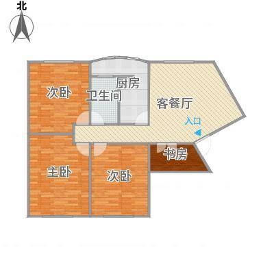 上海_东安公寓1号_01室