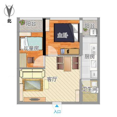 深圳_白金假日公寓_2016-03-08-1027