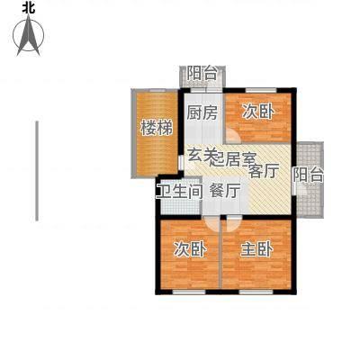 林科家园90.00㎡-7729-20套户型-副本