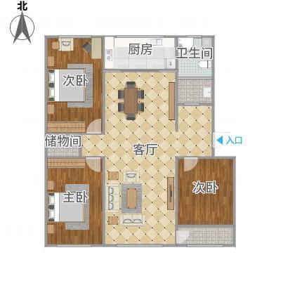 潍坊_凤鸣郡_2016-02-26-1437
