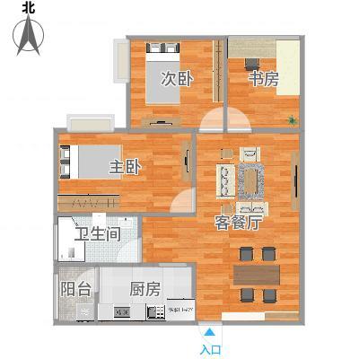 重庆_古渡春色_2016-03-24-1417