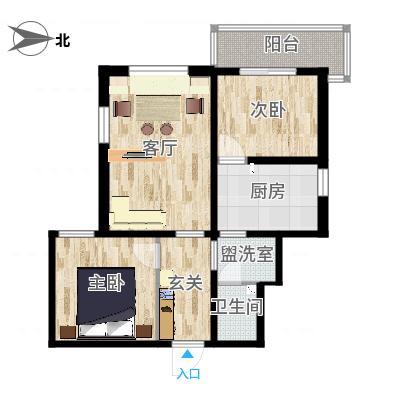 2室1厅西-副本-副本