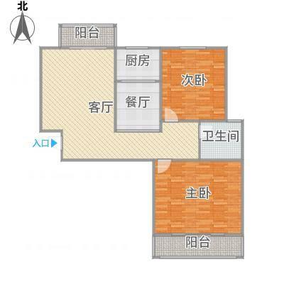 6号楼东户