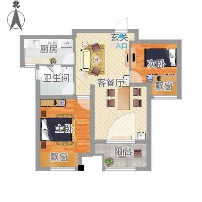 东风公寓,设计薛慧琴