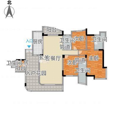 星河传说聚星岛A区210.00㎡星河传说聚星岛A区户型图星河传说3室户型图3室2厅3卫1厨户型3室2
