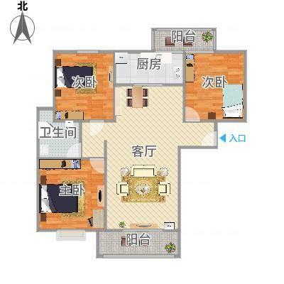 上海_浦江东旭公寓_2016-03-28-1032