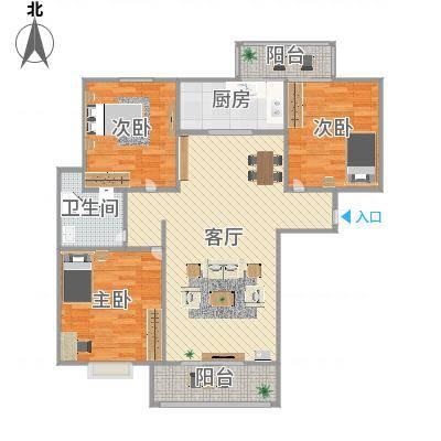 上海_浦江东旭公寓_2016-03-28-1354