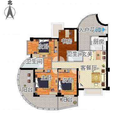 嘉业海华公寓