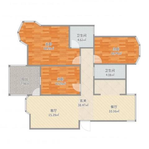 世纪清华三室两厅-副本-副本-副本