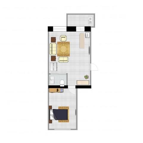 精简56平米超大开厅-副本