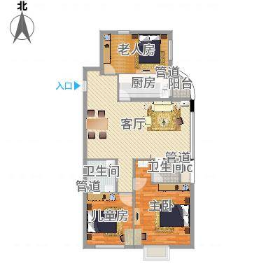 秦皇岛_达润・时代逸城_2016-03-13-0926