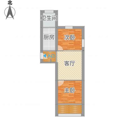 两室一厅-地中海风格+宜家家居