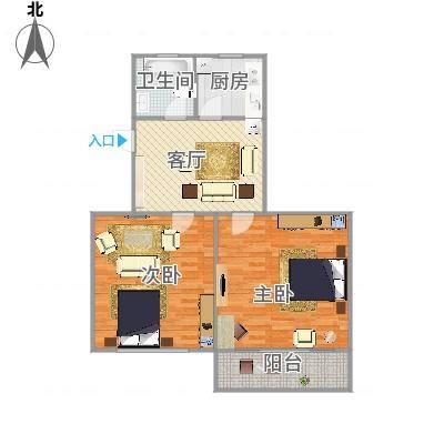 上海_绿川公寓_2016-04-02-1637