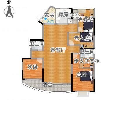 龙腾时代家园原户型图-0403