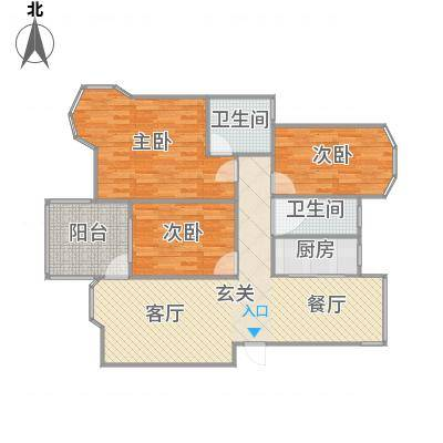世纪清华三室两厅-副本