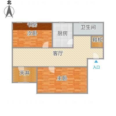 上海_兰花教师公寓266_2016-04-03-1123