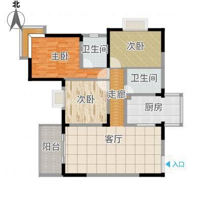 广西防城港铜锣湾9#楼06户型