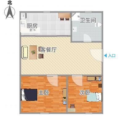 上海_紫叶花园191弄5号402室_2016-04-04-1340
